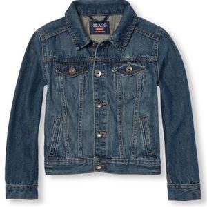 Children's Place Jean Jacket Size: XS 4